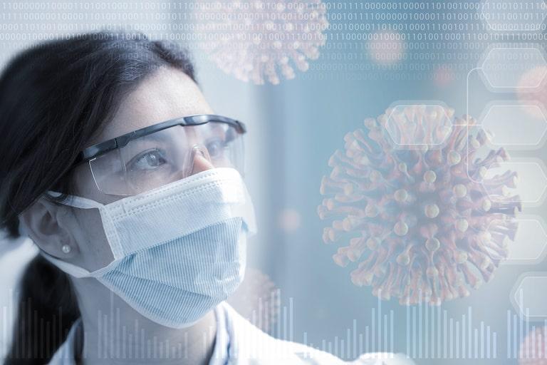 ウイルス対策に有効な安定化二酸化塩素とは