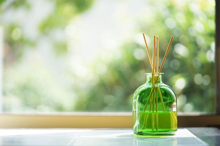 お気に入りの匂いを効果的につける方法