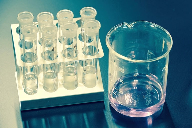 二酸化塩素とはまったく異なる水溶液