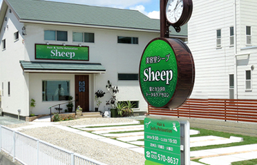 美容室Sheep